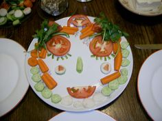 Salad Face | Flickr - Photo Sharing!