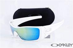 Oakley France lunettes de soleil batwolf blanc glace d iridium - Lunette  soleil Oakley 9d99c01bb25e