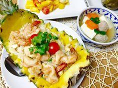 3月のレッソン#5・パイナップルタイ料理
