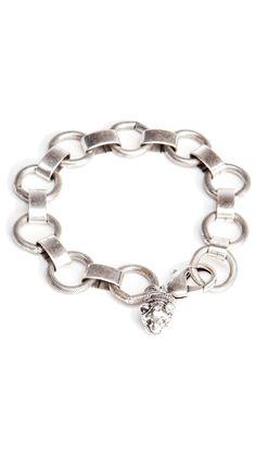 Link Bracelet / Benjamin Morris by Alisa Michelle