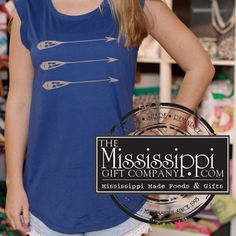 Lots of new Archer & Cove shirts have arrived just in time for the weekend! Shop online or come in and see us tomorrow from 9 - 12! www.TheMississippiGiftCompany.com/archer-and-cove-slogan-crew-tee-2-1.aspx