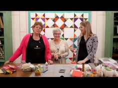 Replay: Easy Pincushions with Jenny, Misty, and Cindy