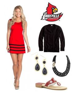 How to Dress for: The Cincinnati-Louisville Game | Louisville