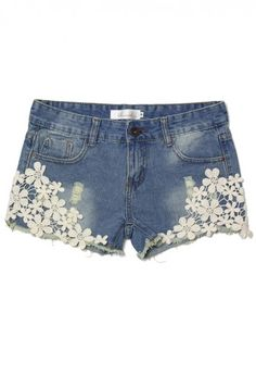I've been wanting a pair of shorts like this for a long time and every time I find some they never are in my size :/