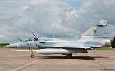 French Armée de l'Air Dassault Mirage 2000-5 assigned to DA 188 of Djibouti.