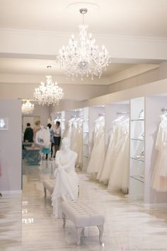 ideas for bridal boutique interior decor wedding dresses Boutique Design, Boutique Decor, Wedding Dress Boutiques, Wedding Dress Shopping, Wedding Dresses, Bridal Boutique Interior, Interiores Art Deco, Fashion Showroom, Wedding Store