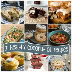 The healthiest coconut oil recipes on the internet. Paleo, low carb, gluten-free, grain-free and so delicious! Coconut oil is the new olive oil. It's the oil being promoted all over creation for it...
