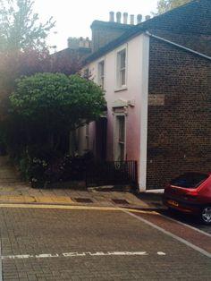 Gipsy Hill house House On A Hill, London, Novels, London England