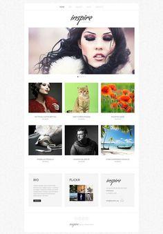 GORRRRGEOUS!!   Artist Portfolio Responsive WordPress Theme CLICK HERE! live demo  http://cattemplate.com/template/?go=2eQYsEC