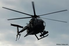 AH-6 helicopter