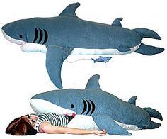 Shark Sleeping Bag!
