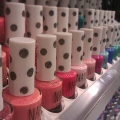 Topshop nail varnish £5. ALL OF THEM PLEASE TOPSHOP