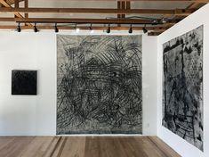 Paul Weiner installation shot at Alto Gallery Paul Owen Weiner artwork Modern Art, Contemporary Art, Abstract Art, Tapestry, Expressionism, Gallery, Artist, Artwork, Painting