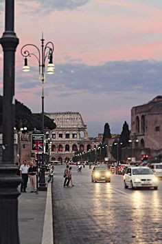 Roma. Meraviglia delle meraviglie!