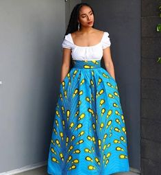 African Maxi Dresses, African Attire, African Wear, African Style, Long Dresses, African Outfits, African Lace, African Design, African Fabric