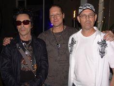 Earl Slick, Brian & Steven