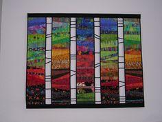 art quilt - Trudy Mitchakes