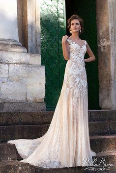 milla nova 2016 bridal wedding dresses vena | Deer Pearl Flowers