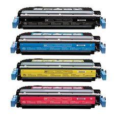 Clearprint © CB400A, CB401A, CB402A, CB403A Compatible Color Toner Set for HP Color LaserJet CP4005, CP4005N, CP4005CN MFPCP, CP4005DN printers