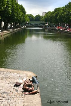 where to cool off in Paris, where it's cool to shop too