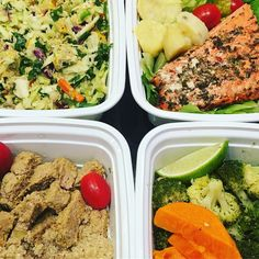 We cook food & serve Love  #hollyfood #chicken salad with quinoa  #marinated #salmon  Extra lean #turkey breast  Extra lean #beef  All #fresh #healthy #tasty daily cooked  #customized #meal prep for #iffbbpro #athlete #busy-life style #pregnant women #single dad #growing kids #allergen people special #diet We prep your meal plan get from your #nutritionist or from our professional team at @bodycrafterssupplement or the best personal trainers and coaches like @rezaamintorabi @bc_kings…