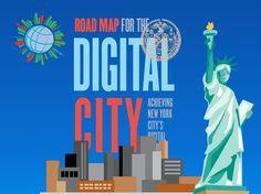 Digital City, SIlicon Alley