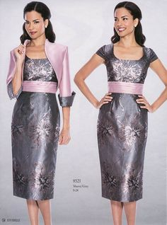 Annabelle dress in mauve and gray Church Dresses, Evening Dresses, Formal Dresses, Annabelle Dress, Women Church Suits, Mauve Dress, Career Wear, Designer Collection, Plus Size Dresses