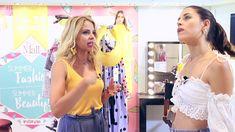 Η DEMY και η  Τζένη Μελιτά συναντήθηκαν στο πιο καλοκαιρινό fashion & beauty event στο The Mall Athens και μίλησαν για μόδα, τα αγαπημένα τους fashion items, αλλά και για πολλά ακόμη!!! Summer Beauty, Inspire Me, Crop Tops, Inspiration, Women, Fashion, Biblical Inspiration, Moda, Fashion Styles