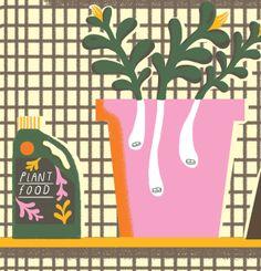 Graphic design - product placement, product purpose. Art Elements Line, Shape, Space, Form Lauren Humphrey Illustration