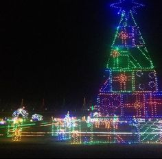 Speedway Christmas at Charlotte Motor Speedway - Concord, NC #Yuggler #KidsActivities #Holiday