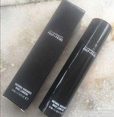 MAC Prep+ Prime Natural Radiance Base Lumiere Review | Everything-That Matters Mac Prep Prime, Base Makeup, Eyeshadow Base, Cc Cream, Concealer, Prepping, Lipstick, Natural, Lipsticks