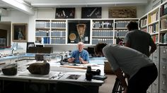 #DrJohnJohnson being filmed for a #Nova special coming out August 2015 / #Anthropology #Archaeology / photo: Tacy Kennedy