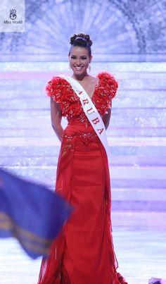 Miss Aruba World 2013 Evening Gown: HIT or MISS?