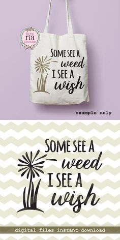 I see a wish dandelion hope inspirational by LoveRiaCharlotte