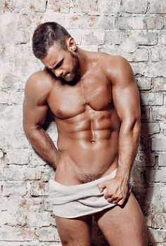 Galeria: Konstantin Kamynin, para quem gosta de homem gostoso e desnudo - Homens em Lifestyle no A Capa