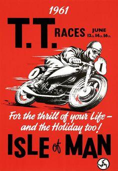 TT Isle of Man 1961