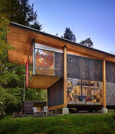 Scavenger House by Olson Kundig