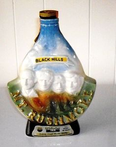 Items similar to Barware liquor decanter, Americana Jim Beam Bottle, Mt. Rushmore American Presidents, man cave jug, patriot bar display on Etsy Vintage Bar, Vintage Walls, Vintage Items, Whiskey Decanter, Whiskey Bottle, Man Cave Gifts, Military Gifts, Jim Beam, Collectible Figurines
