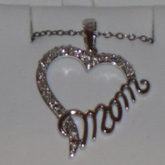 I checked out STERLING SILVER 1/10 CTTW DIAMOND NECKLACE on Lish, $65.00 USD