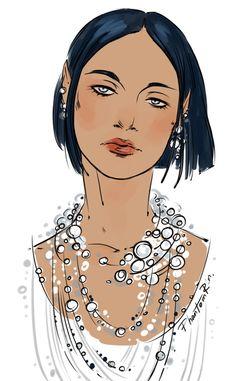 wonderful Amren by PhantomRin - art & illustration