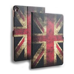 Ipad pro 9.7 inch protective cover cute cartoon holster-Flag