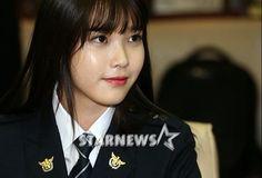 IU appointed as honorary police officer « KoreaDotCom #iu