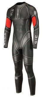 New wetsuit designed by my colleague Huub Toussaint