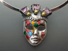Work by Art Clay, Silver Clay, Bronze Clay and Precious Metal Clay PMC Artists