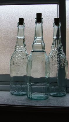 Glass Bottles - VarageSale Sarnia