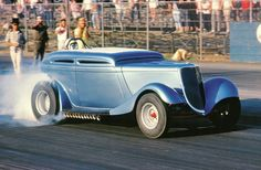 Readers lucky enough to have seen and heard this car most likely remember the tire-frying configuration that second-owner Ray Alley toured up and down the West Coast. Description from hotrod.com. I searched for this on bing.com/images