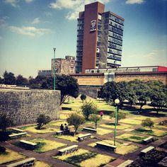 Universidad Nacional Autonoma de Mexico en Coyoacán, Distrito Federal