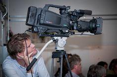 Ferdinand van Dam, filmt de verhalen en de muziek