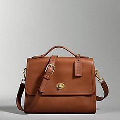 Coach Court bag - just bought a vintage one off ebay for $35