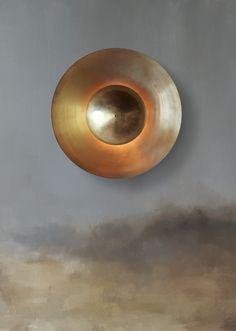 Metropolis brass wall lamp_Jan Garncerak Design at Galerie SORS.jpg